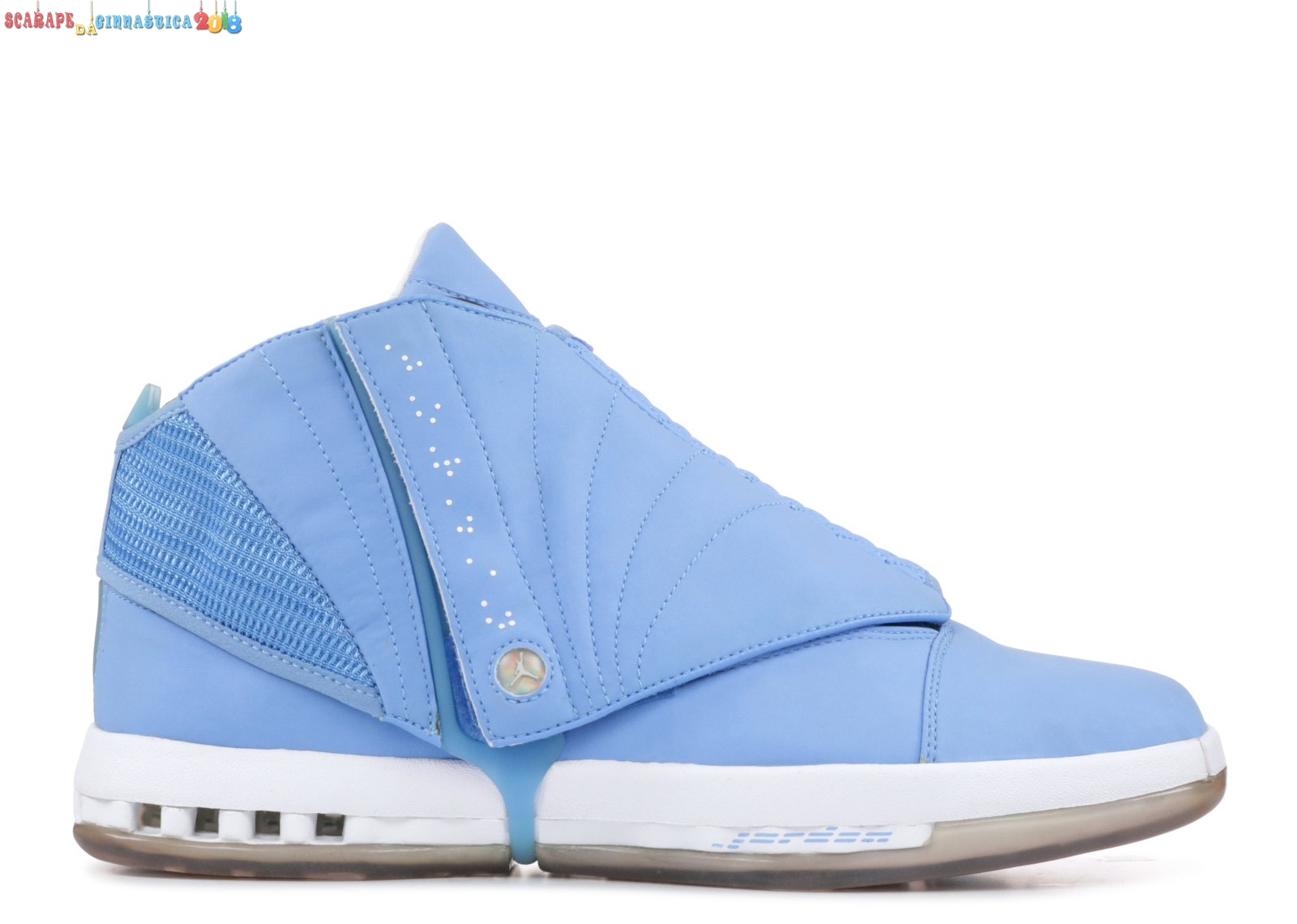 "Acquisto Air Jordan 16 ""Pantone Collection"" Blu (su08mj735z) - Uomo - Scarpe da basket"