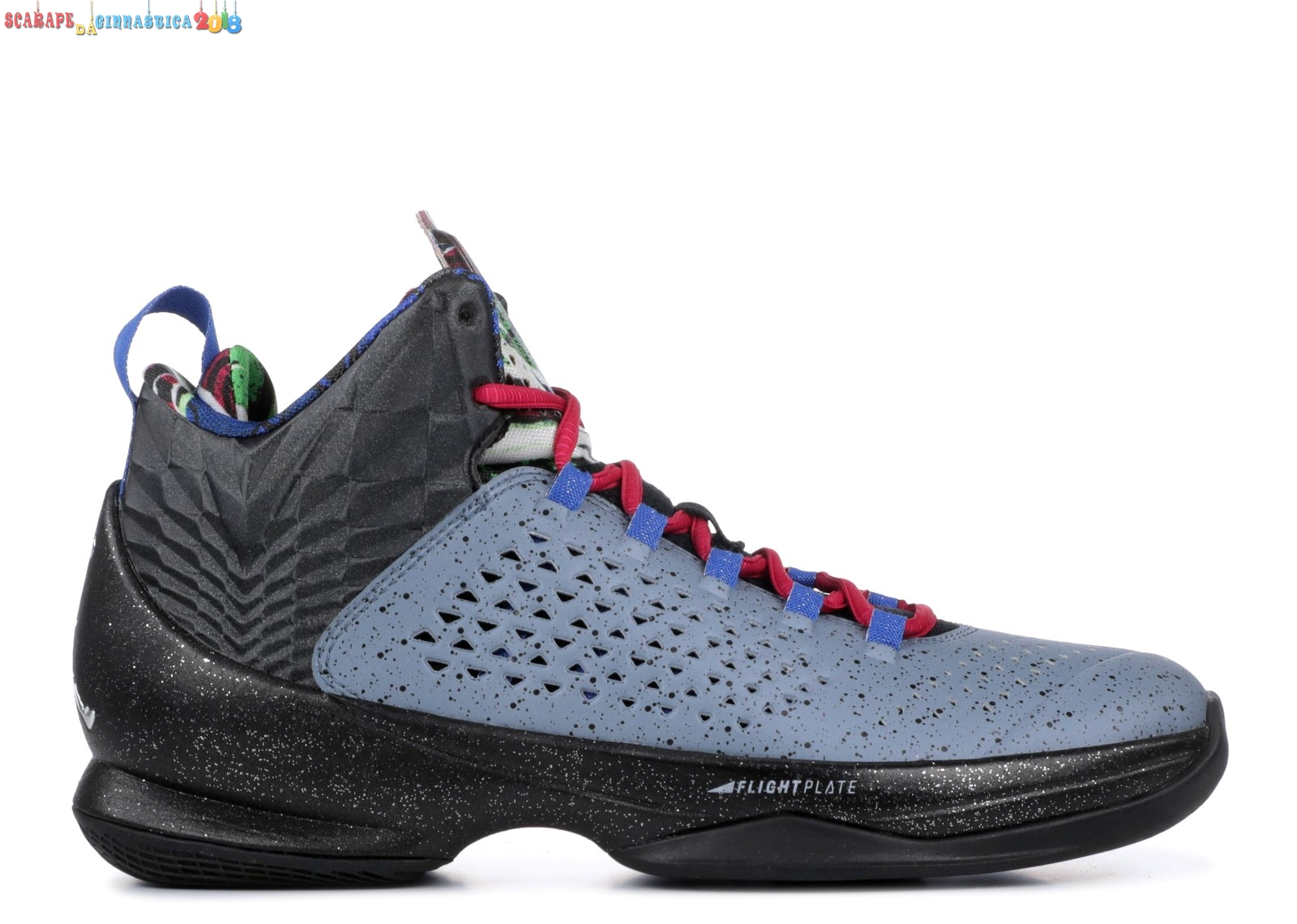 Acquisto Air Jordan Melo M11 Black Green (716227-413) - Uomo Replica