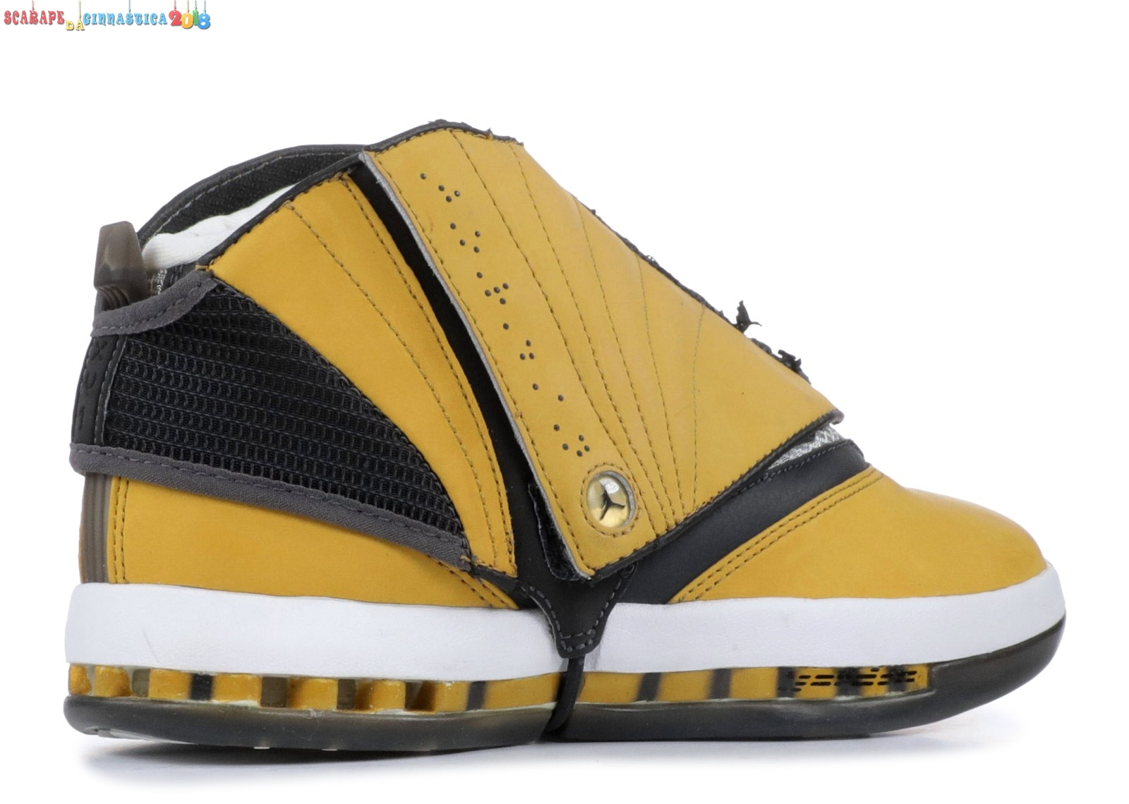 Buy Air Jordan 16 + Q Gs Marrone (834030-701) - scarpe basket migliori
