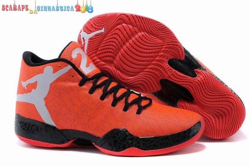 "Buy Air Jordan 29 ""Infrared 23"" Arancia Nero Bianca - Uomo Replica"