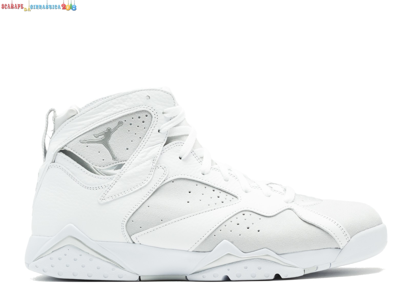 "Buy Air Jordan 7 Retro ""Pure Money"" Bianca (304775-120) - Uomo Online"