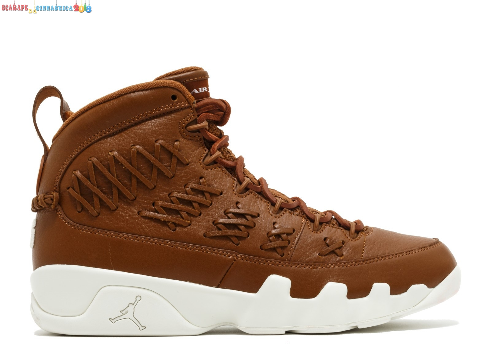 Buy Air Jordan 9 Ret Pinnacle Pack Buio Marrone (897560-203) - Uomo Replica