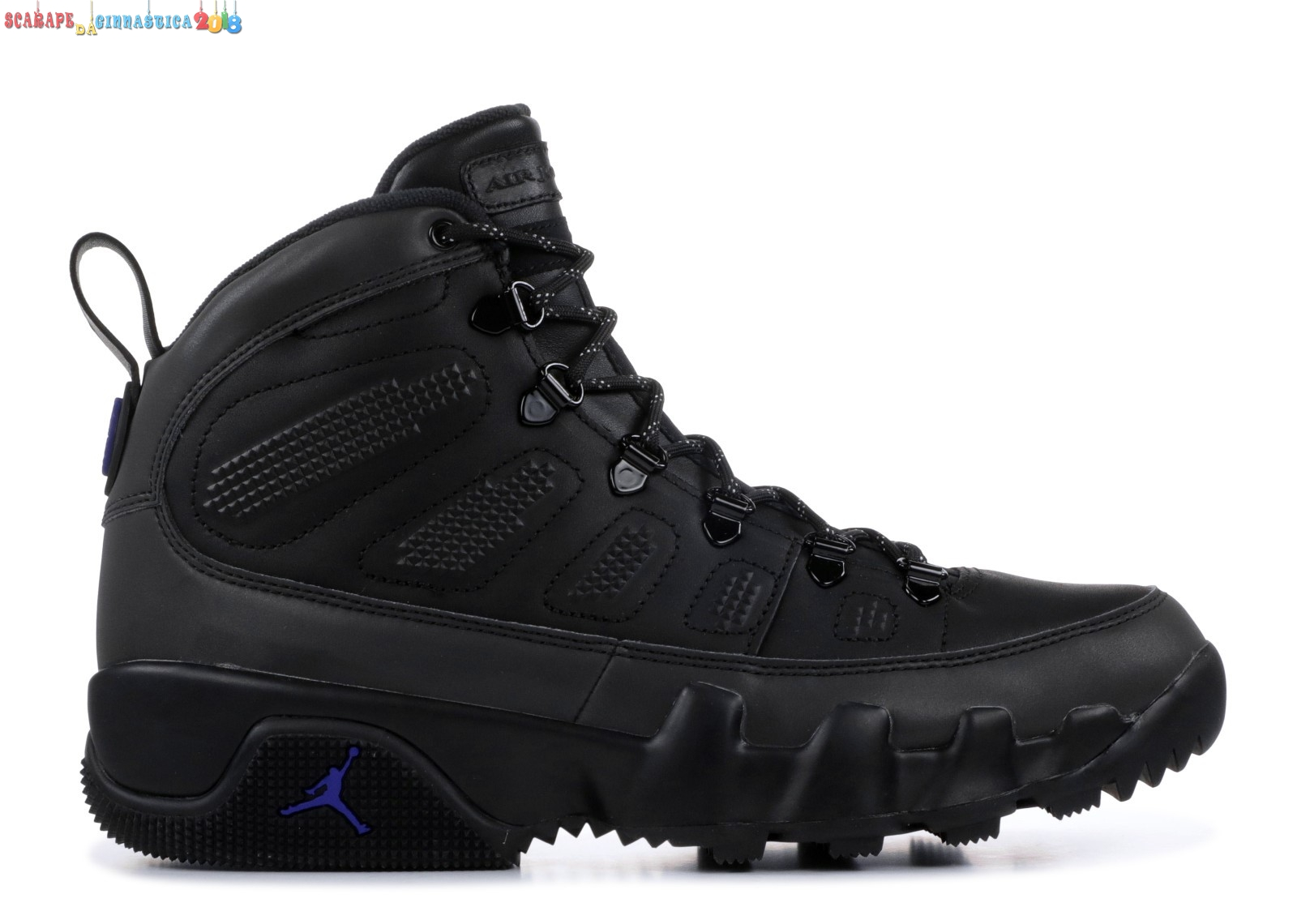 Buy Air Jordan 9 Retro Boot Nrg Nero (ar4491-001) - Uomo - SCARPE BASKET