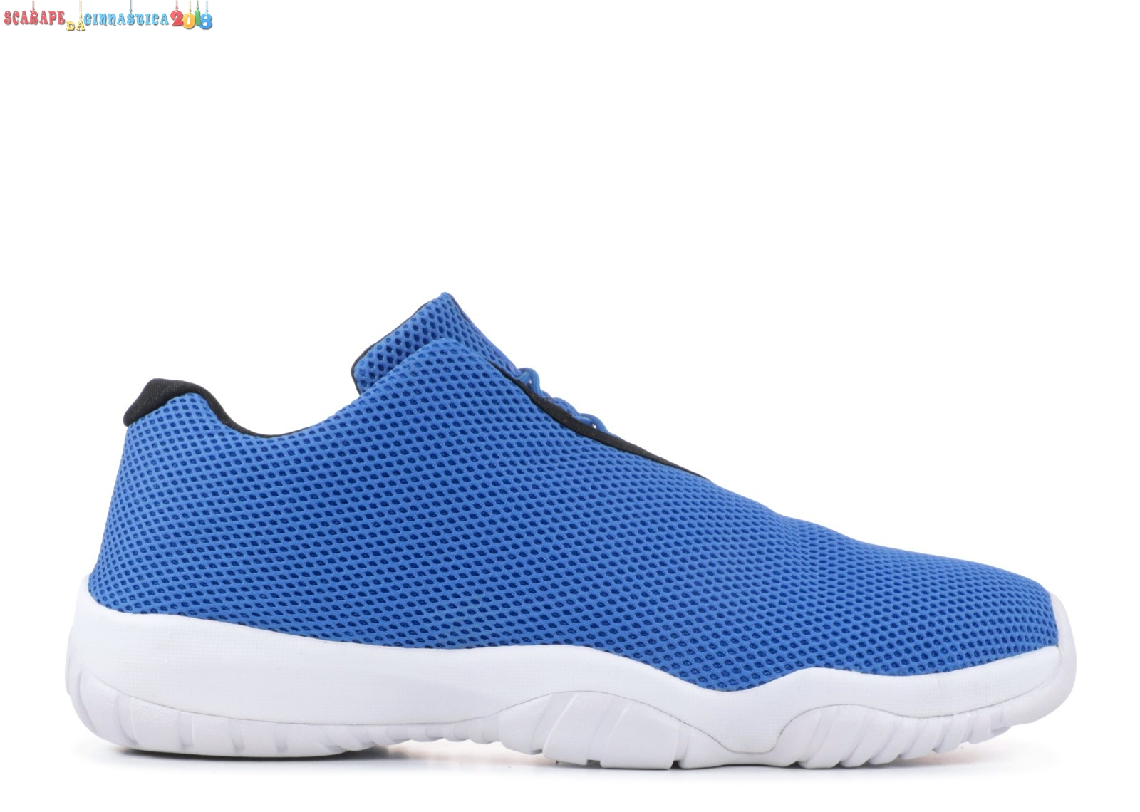 Buy Air Jordan Future Low Blu Bianca 3 (718948-400) - Uomo - Scarpe da basket