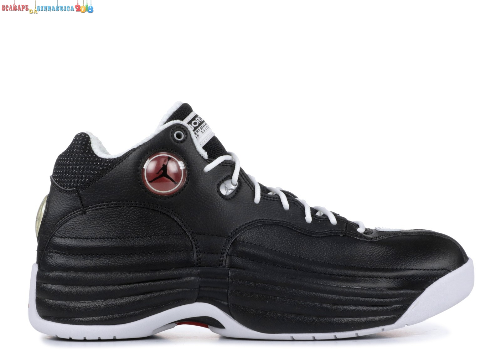 Buy Air Jordan Jumpman Team 1 Nero (644938-002) - Uomo - Scarpe da basket