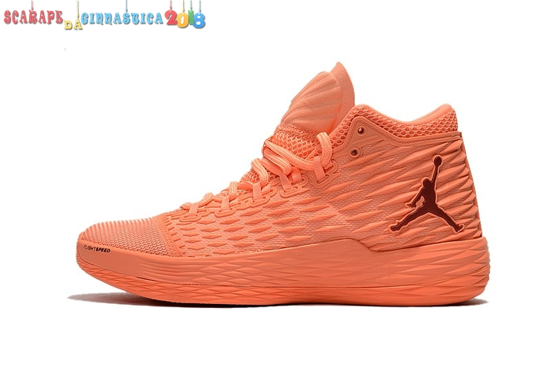 "Buy Air Jordan Melo M13 Energy ""Sunset Glow"" Arancia (917925-805) - Uomo - Scarpe da basket"