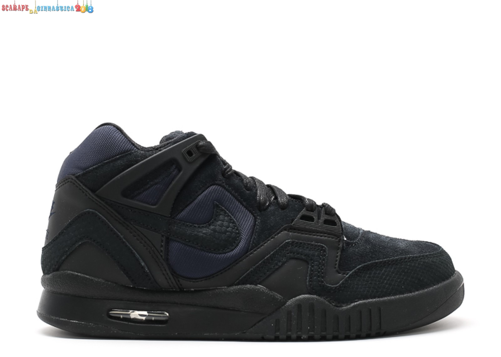 "Buy Air Tech Challenge 2 ""Nero"" Nero - Uomo Replica"