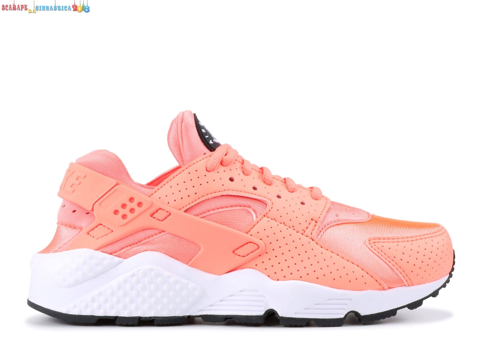 "Buy Nike Air Huarache Run ""Atomico Rosa"" Pink (634835-603) - Donna - Scarpe da basket"