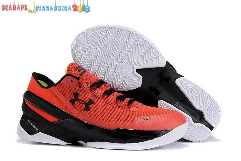 "Buy Under Armour Curry 2 Low ""All Star"" Rosso Blu - Uomo a Poco Prezzo"