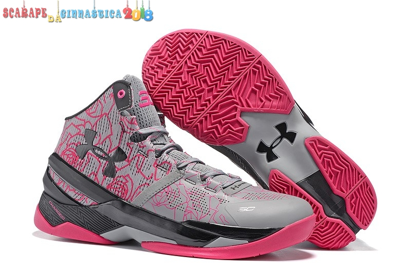 "Buy Under Armour Curry 2 ""Mothers Day"" Rosa - Uomo - scarpe basket migliori"