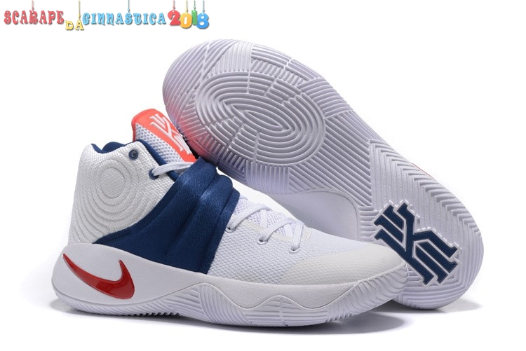 "Comprare Nike Kyrie Irving Ii 2 ""Usa"" Bianca Navy - Donna Scarpe sportive"