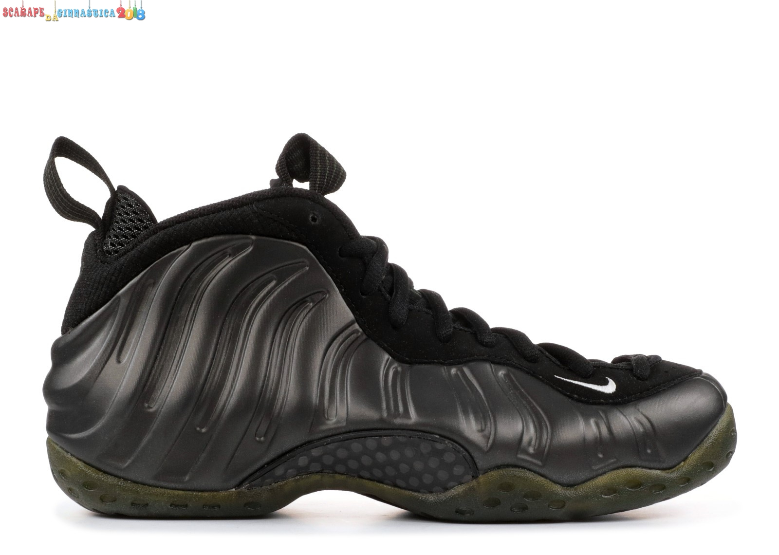 Nike Air Foamposite One Nero (314996-031) - Uomo Replica
