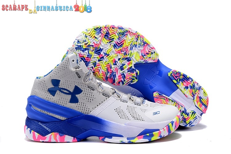 "Nuovi Prodotti Under Armour Curry 2 ""Surprise Party"" - Uomo - SCARPE BASKET"