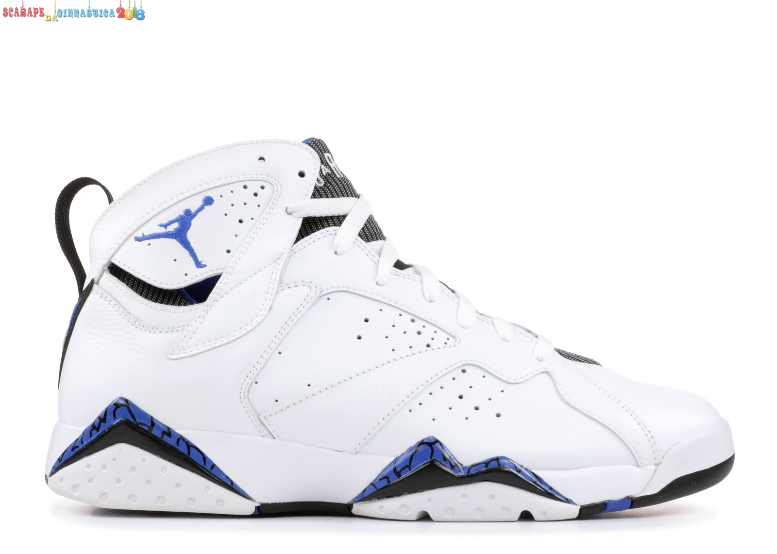 "Replica Air Jordan 7 Retro ""Defining Moments"" Bianca Blu (304775-161) - Uomo a Poco Prezzo"