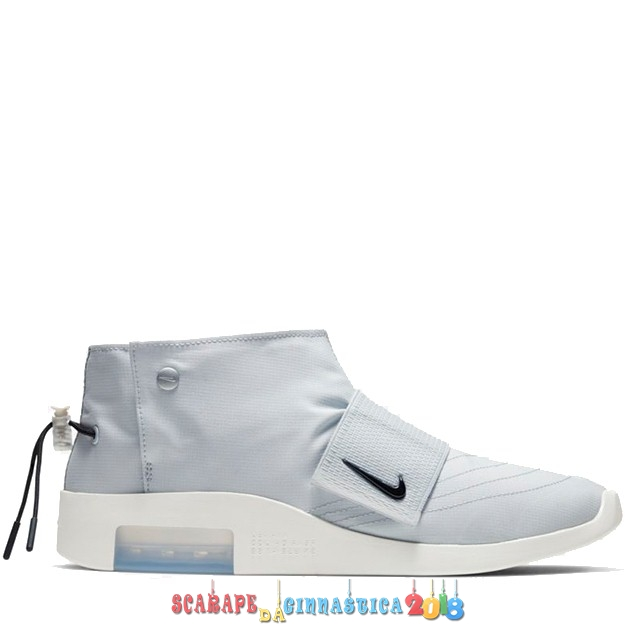 Comprare Nike Air Fear Of God Moc Pure Platinum Bianca (AT8086-001) - Uomo Replica