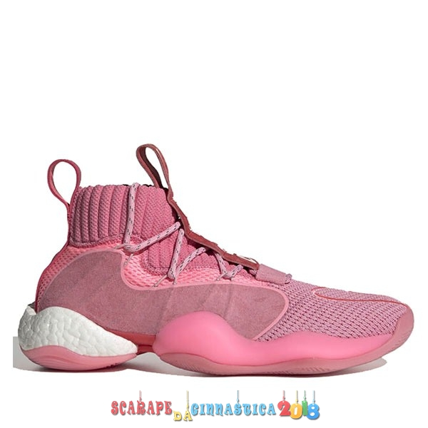 "Acquisto Adidas Crazy Byw Prd Pharrell ""Now Is Her Time"" Rosa (EG7723) - Uomo Scarpe sportive"