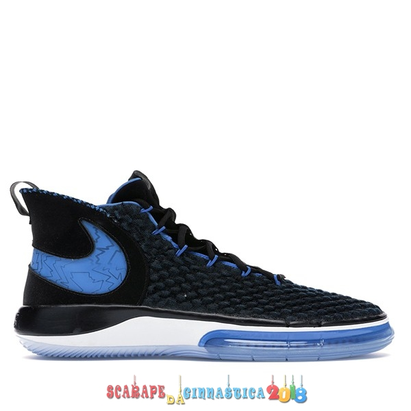 "Buy Nike Alphadunk ""Pure Magic"" Nero Blu (BQ5401-002) - Uomo Online"