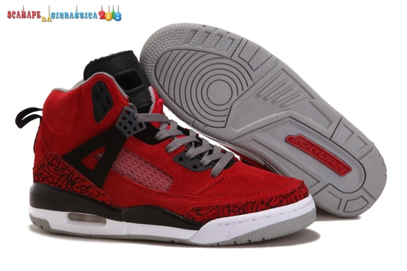 Buy Air Jordan 3.5 Rosso - Donna Online