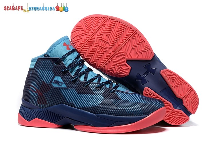 Buy Stephen Curry 2.5 Buio Blu Rosso - Uomo Online