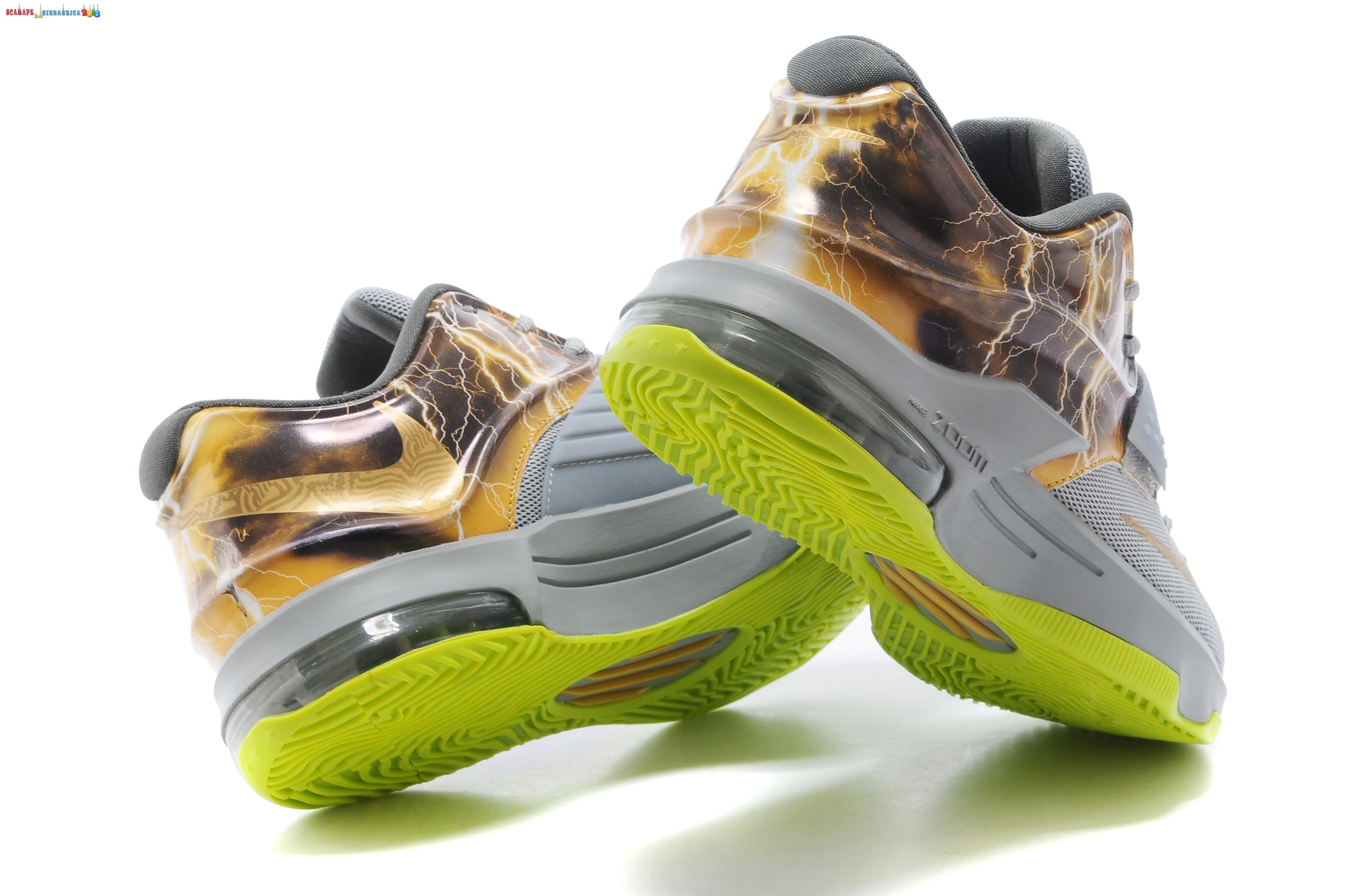 nike kd 7 elite uomo marrone