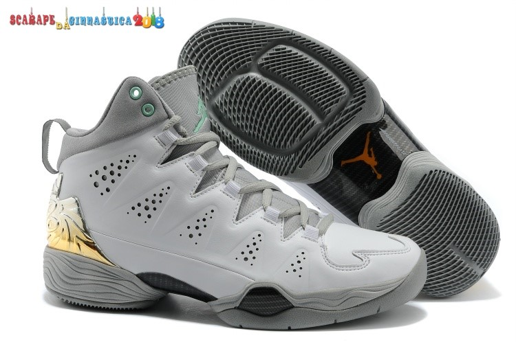 Replica Air Jordan Carmelo Anthony 10 Gris - Uomo Online
